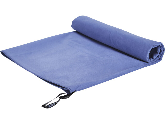 Cocoon Microfiber Towel Set, Large, fjord blue